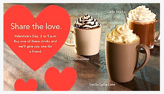 los angeles area deals and freebies for valentine's day - los angeles social media